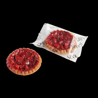 Minis Tartes aux pralines rouges