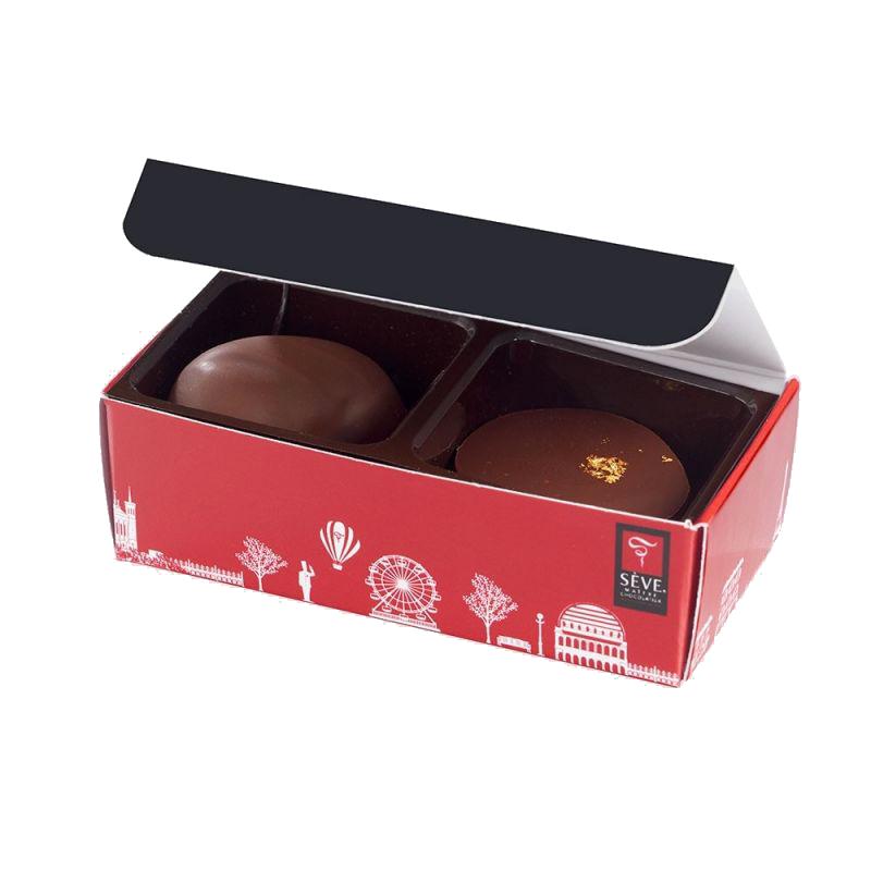 Mini ballotin de chocolat