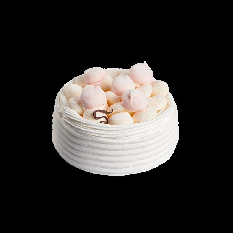 Vacherin vanille/fraise